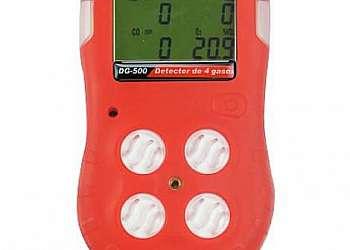 Detectores de gases digital