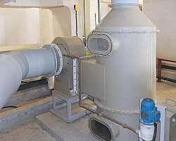 Fornecedor de lavador de gases