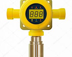 Medidor de gases em espaço confinado