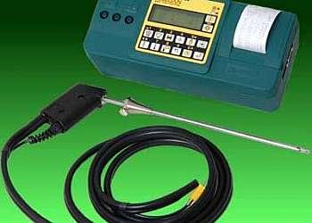 Analisador de gases
