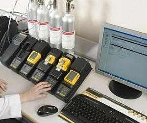 Calibração de detector de gases toxicos