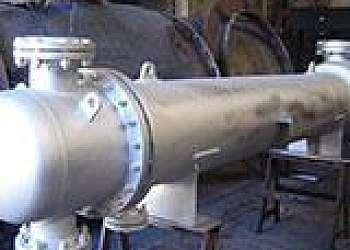 Condensador de gases industriais  orçamento