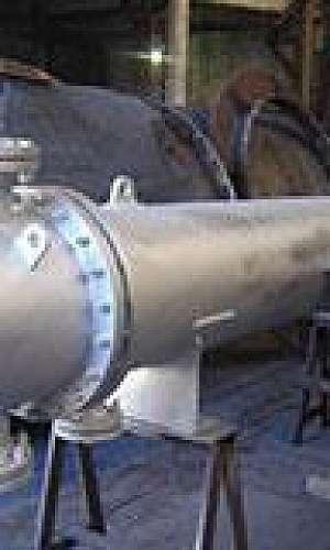 Condensador de gases industrial