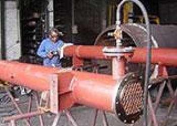 Condensador de gases distribuidor