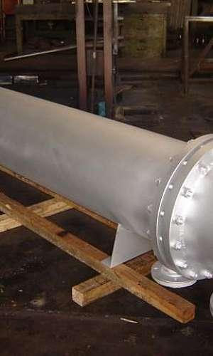 Condensador industrial de ar