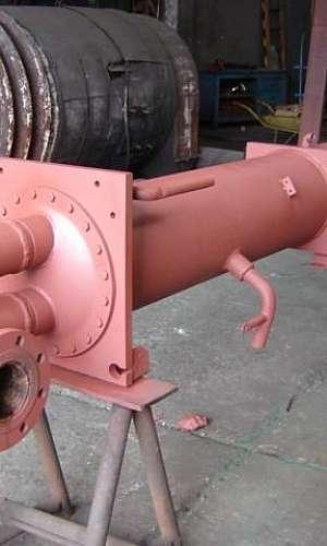 Condensador industrial de vapor