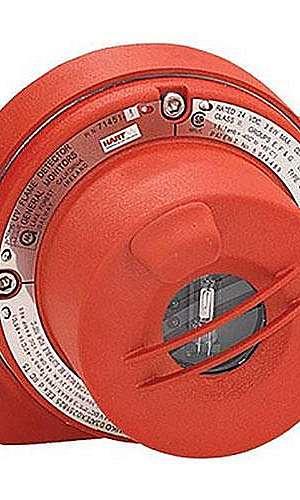 Detector de chama