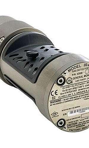 Detector de gás combustível