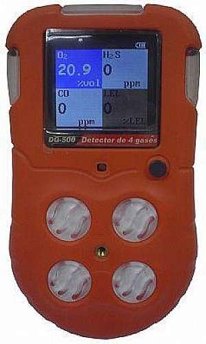 Detector de gás portátil
