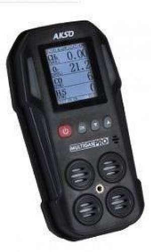 Detector de gases digital
