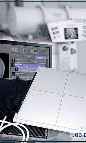 Detector de raio x