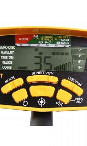 Detector garrett