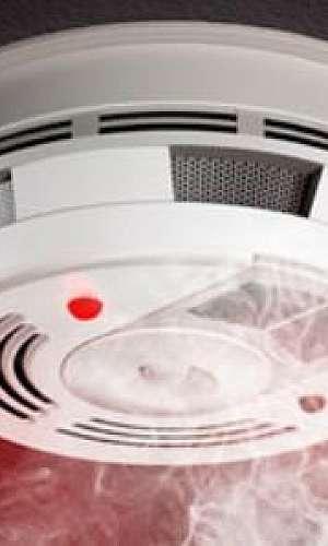 Detectores de fumaça