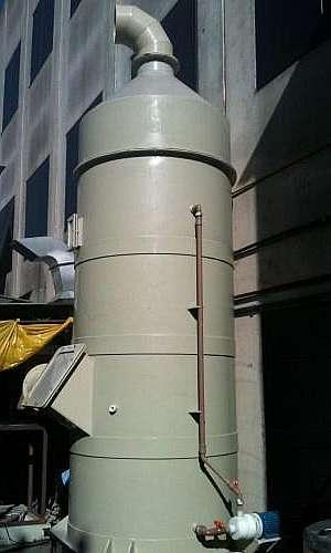 Fabricante de lavador de gases