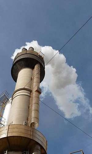 Lavador de gases biológico