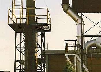 Lavador de gases para caldeiras preço