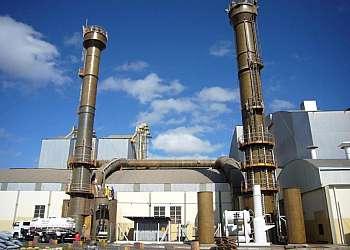 Empresa de lavador de gases