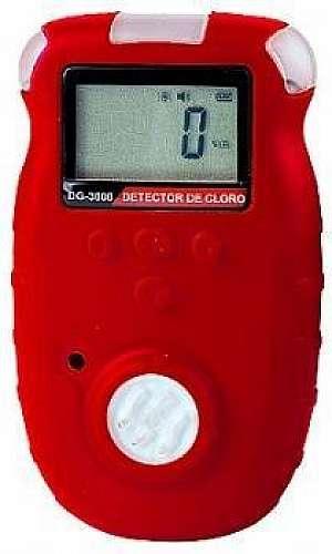 Medidor de cloro digital