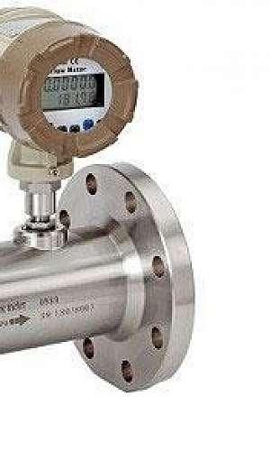 Medidor de vazão de gás GLP