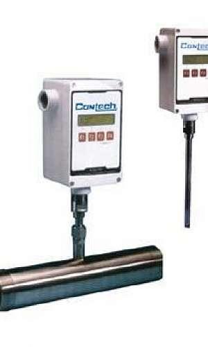 Medidor de vazão para gás