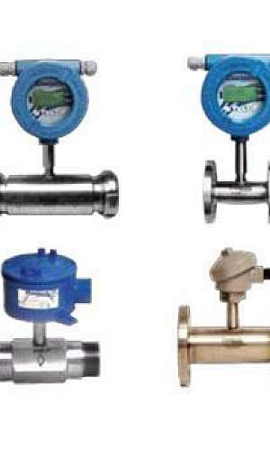 Medidores de vazão de gases