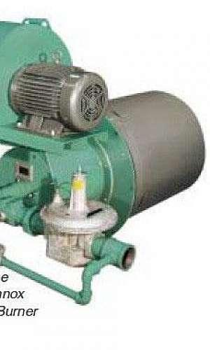 Sistema de combustão a gás