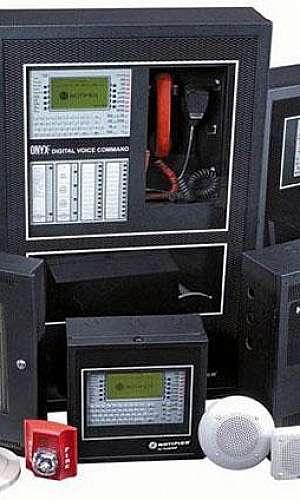 Sistema de detecção e combate a incêndio