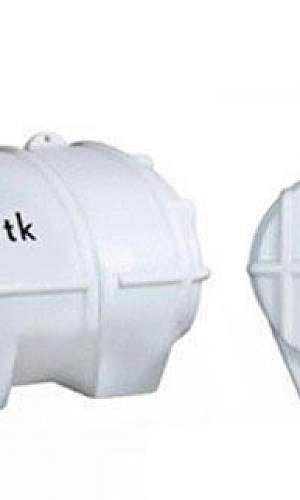 Tanque de combustível de plástico